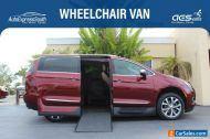 2017 Chrysler Pacifica Limited VMI Northstar Power In Floor Handicap Ramp Van