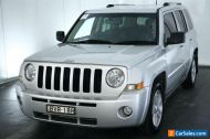 Jeep Patriot Limited Wagon 2.4L CVT Auto 6 Speed 4X4 Long Rego