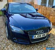 Audi TT MK2, Rare Dark Blue, Very Good Condition