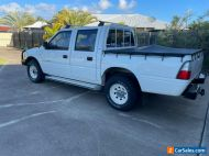 holden rodeo 4wd dual cab