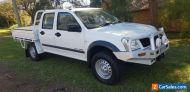 Holden RA LX 4WD TDI Dual cab Tray Back Ute