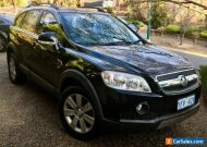 2007 Holden Captiva LX CG Auto AWD V6 Excellent Condition & Fully Detailed