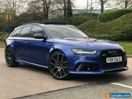 2017 AUDI RS6 PERFORMANCE 740 BHP DAMAGED REPAIRED CAT N/D MASSIVE SPEC MAY PX