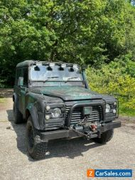 Land Rover Defender 90 200tdi hardtop (no reserve)
