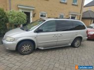 chrysler grand voyager 2002 2.5 crd manual limited edition 2002