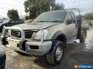 2005 Holden Rodeo RA Ute Petrol Manual (FARM USE VEHICLE ONLY)