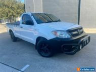 2005 Toyota Hilux GGN15R MY05 SR Cab Chassis Single Cab 2dr Auto 5sp, 4x2 1310