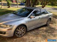 Mazda 6 luxury sports turbo
