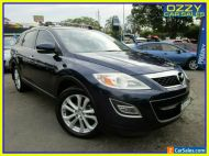 2011 Mazda CX-9 10 Upgrade Luxury Blue Automatic 6sp A Wagon
