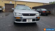 Nissan Stagea rs four running project