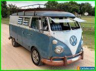 1966 Volkswagen Bus/Vanagon UCLA 1967 History