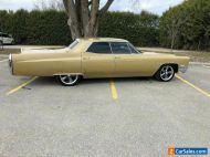 Cadillac: DeVille Sedan