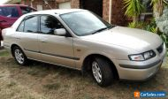1998 Mazda 626 Luxury Automatic Sedan
