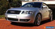 Audi A4 Convertible 3.0 V6 CVT FWD 121000km