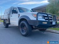 2010 ford ranger cab chassis 4x4
