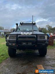 1997 80 series turbo diesel 1hdft
