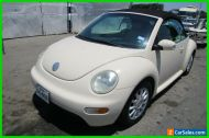 2004 Volkswagen Beetle-New GLS 2dr Convertible