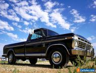 1975 Ford F-250 Camper Special