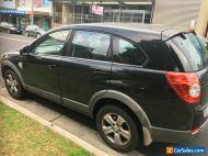 Urgent Sale 2009 Holden Captiva Diesel 7 seater