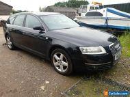 2008 Audi A6 2.0 TDi SE Estate TURBO BLOWN NON RUNNER will deal Part X W,H,Y