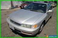 1997 Honda Accord Special Edition 4dr Sedan