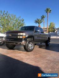 2002 Chevrolet Silverado 2500 HD C2500 HEAVY DUTY