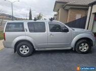 2006 Nissan Pathfinder ST  2.5 Diesel