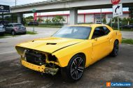 2012 Dodge Challenger SRT8 Yellow Jacket 2dr Coupe