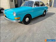 VW,type 3,Fastback,1972,Volkswagen,Air cooled,Rat Rod,Classic,Collectible,Rare