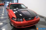 Ford: Mustang Modified exhaust / Euro custom headlamps
