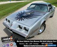 1979 Pontiac Trans Am 10th Anniversary 400 4 Speed, WS6, 28k miles Clean