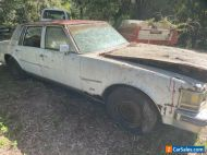 Cadillac Seville RHD 1977 no reserve