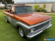 1961 Ford F100 Unibody Hotrod Custom Pickup