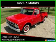1968 Chevrolet C-10 1968 Chevrolet C10 Pickup 100 PICTURES And VIDEO