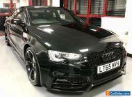 2016 Audi A5 black edition PLUS Quattro 2.0 litre S-tronic
