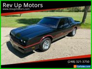 1986 Chevrolet Monte Carlo 1986 Chevrolet Monte Carlo SS Survivor 100 PICTURES