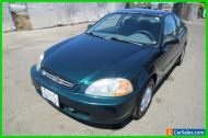 1997 Honda Civic DX 2dr Coupe