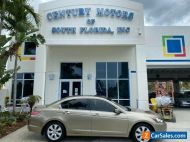 2008 Honda Accord EX-L, CERTIFIED, 2 owner, leather, sunroof, non smoker