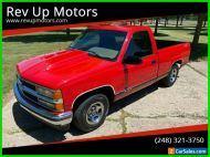 1996 Chevrolet C/K Pickup 1500 C1500 Silverado OBS Old Body Style