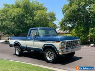 1979 Ford F-150 F100 F150 Four Wheel Drive RARE MUST SEE