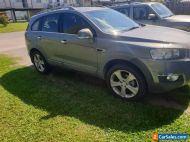 Holden Captiva Turbo Diesel