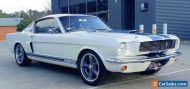 1965 Mustang GT350 Replica