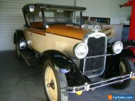 1928  CHEVROLET ROADSTER CONVERTIBLE COUPE with DICKIE REAR SEAT