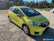 2015 Honda Jazz Auto, June 22 rego, full service history