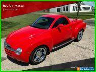 2004 Chevrolet SSR 2004 Chevrolet SSR Pickup Low Mile Original Survivor 100 PICS
