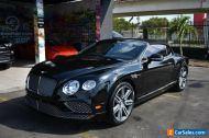 2016 Bentley Continental GT AWD GT 2dr Convertible