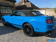 Ford Mustang 4.6 Gt  2010