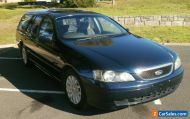 BA  XT 2002 ford station wagon.. RWC AND REGISTERED 12 MONTHS