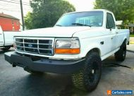 1992 Ford F-150 HD WINCH STYLE BUMPER SOUTHERN SOLID FORD F150