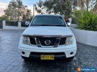 2007 Nissan Navara ST-X auto turbo diesel still in immaculate condition